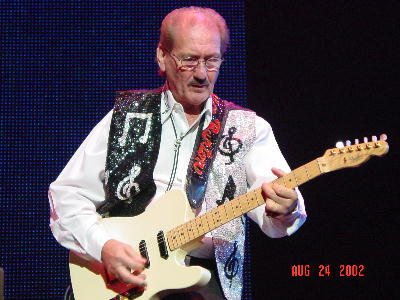 James Burton Web Page